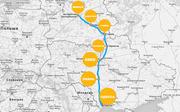 Минск-Одесса-Минск на майские праздники на авто