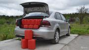 Курьер,  доставка,  перевозки на личном авто Минск-Питер